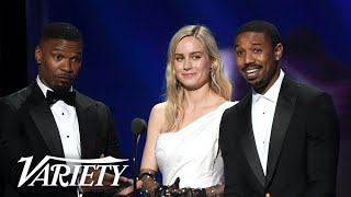 michael-jordan-brie-larson-mercy-cast-backstage-naacp-image-awards-interview