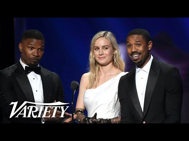 Michael B. Jordan, Bryan Stevenson and 'Just Mercy' Cast Backstage NAACP Image Awards Interview