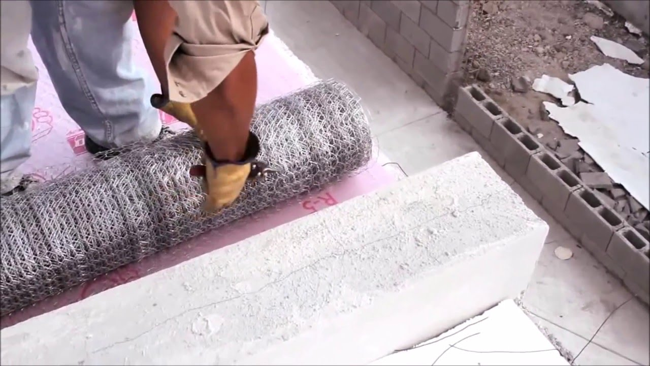 Installing Owens Corning Foamular 174 250 Rigid Insulation