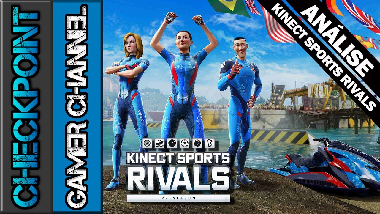 Análise: Kinect Sports Rivals - Xbox One
