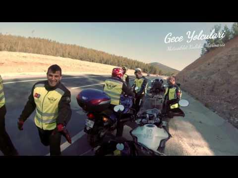 Volkan Konak - Aleni Aleni (Gece Yolcuları Motosiklet Kulübü Yolda Dans)