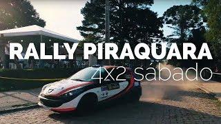 Imagens Categoria 4x2 - Sábado - Rally Piraquara 2017