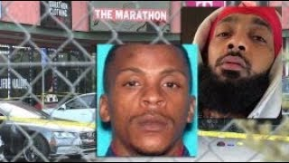 Breaking News! Dramatic arrest of Nipsey Hussle's killer!!!