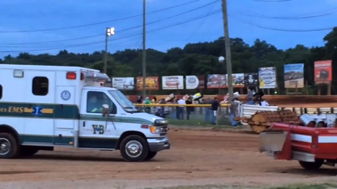 Sprint Car Crashes Compilation
