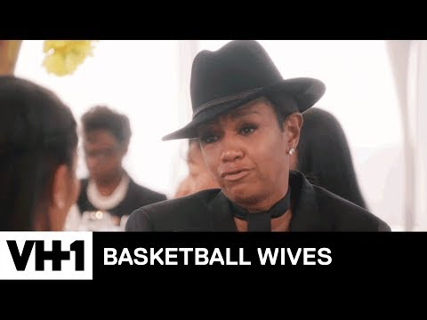 Why Is Jackie Christie Crying?   Basketball Wives