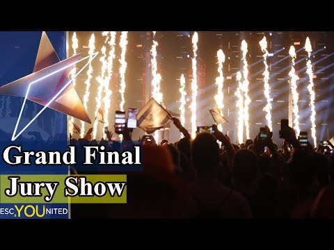 Eurovision 2019: Grand Final Final JURY SHOW (From Press Center)