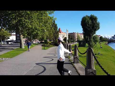 How amazing!! Beautiful Halmstad, Sweden:-)