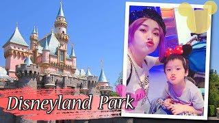 [美國Vlog] 去迪士尼樂園 萬聖節好好玩!Fun in Disneyland Halloween Star Wars Mickey Mouse Toy Story