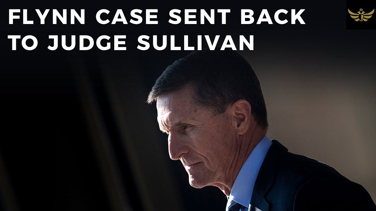 Back to Judge Sullivan. Persecution of Flynn a sign of things to come under Biden regime