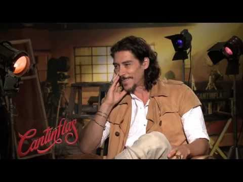 Cantinflas with Oscar Jaenada Interview