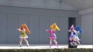 [HD] ドキドキ!プリキュアショー@阪神競馬場 2013年3月17日