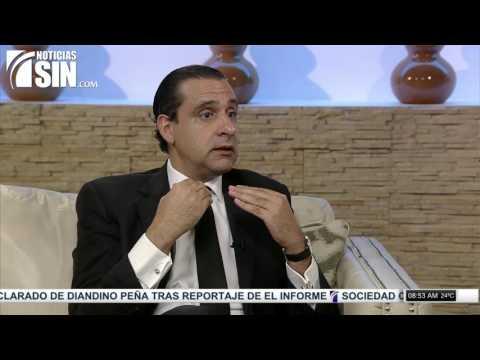 Servio Tulio Castaños: Impuestos Internos debe actuar en caso de Diandino Peña - 1/2