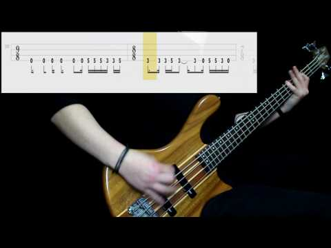 Tool - Lateralus (Bass Cover) (Play Along Tabs In Video)