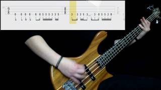 Download Tool - Lateralus (Bass Cover) (Play Along Tabs In Video) Mp3 and Videos