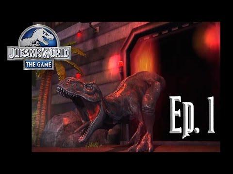 Guía de Inicio Rápido // Jurassic World: El Juego #1 - En Español HD