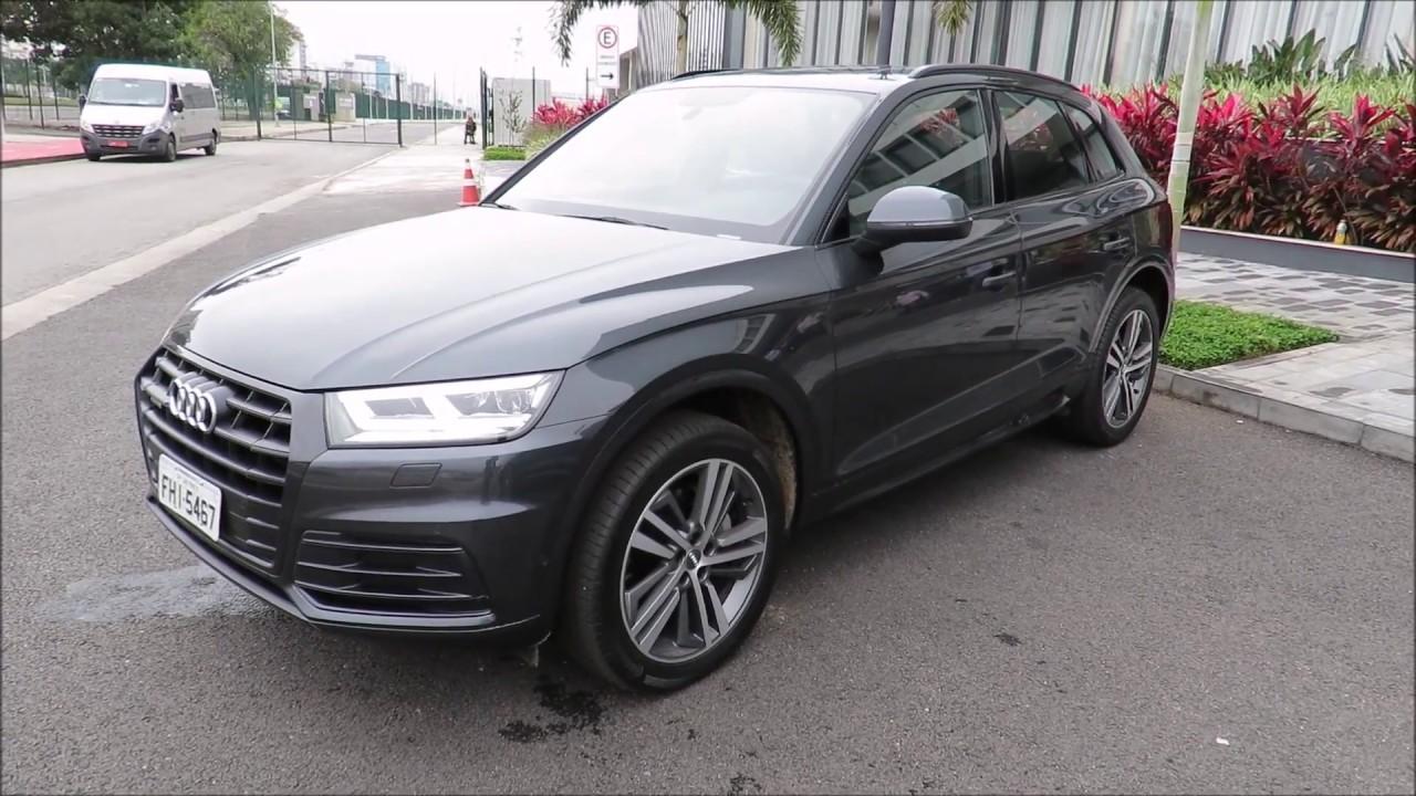 Novo Audi Q5 2018: Test Drive, Preços E Detalhes   Impressões   Www.car .blog.br