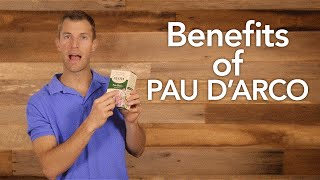 Benefits of Pau d'Arco