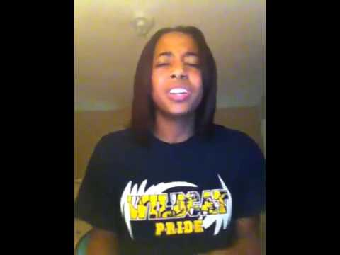 Cassidy Allen Singing- Girls Love Beyonce Drake (Cover)
