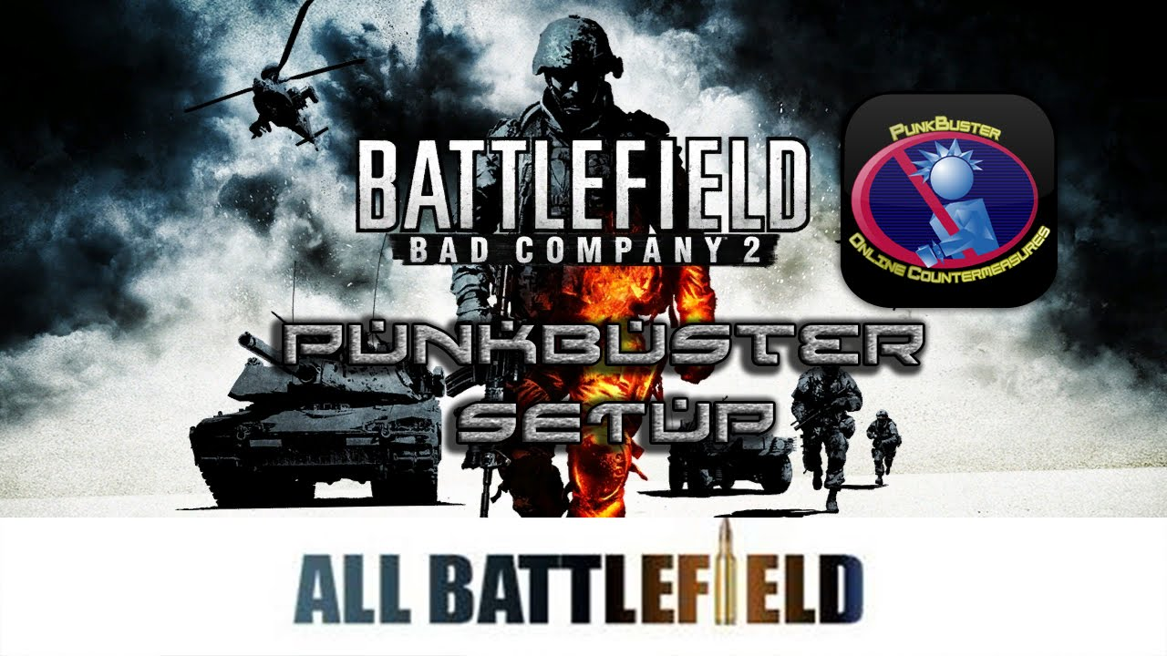 punkbuster battlefield bad company 2 windows 7