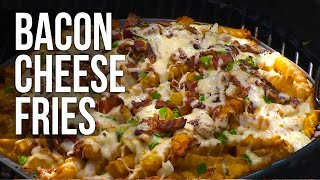 Bacon Cheese Fries Recipe By The Bbq Pit Boys