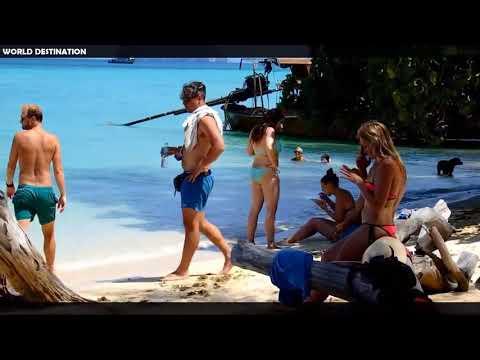 Best Beaches to Travel KOH NGAI ISLAND - Destination in THAILAND - Women Bikini Body thumbnail