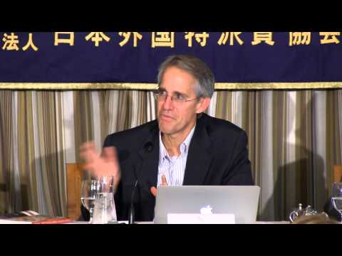 "Jeffrey Wasserstrom: ""China in the 21st Century: What Japan Needs to Know"""