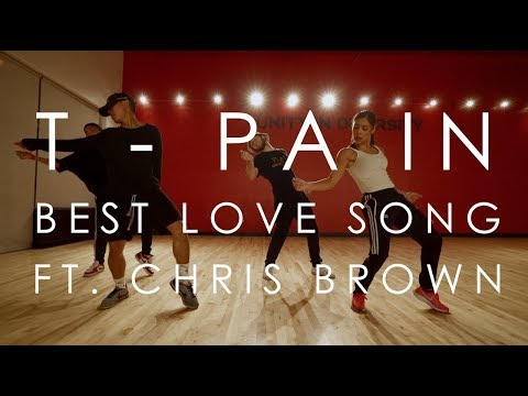 T  Pain Ft Chris Brown  Best Love Song  @mikeperezmedia @mdperez88 Choreography