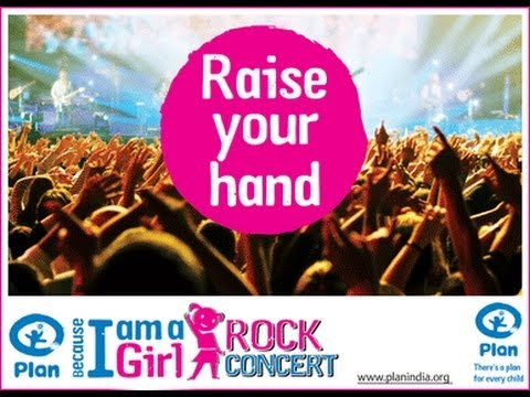 Plan India I Live Performance I Because I am a Girl Rock Concert I Full Concert I ArtistAloud.com