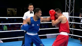 Philippines vs Vietnam | Boxing M Lightweight 60kg - Semifinal | 2019 SEA Games