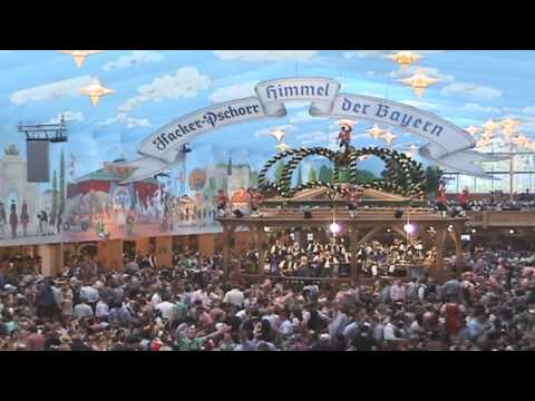 Oktoberfest Beer Party, City of Munich, State of Bavaria, Germany