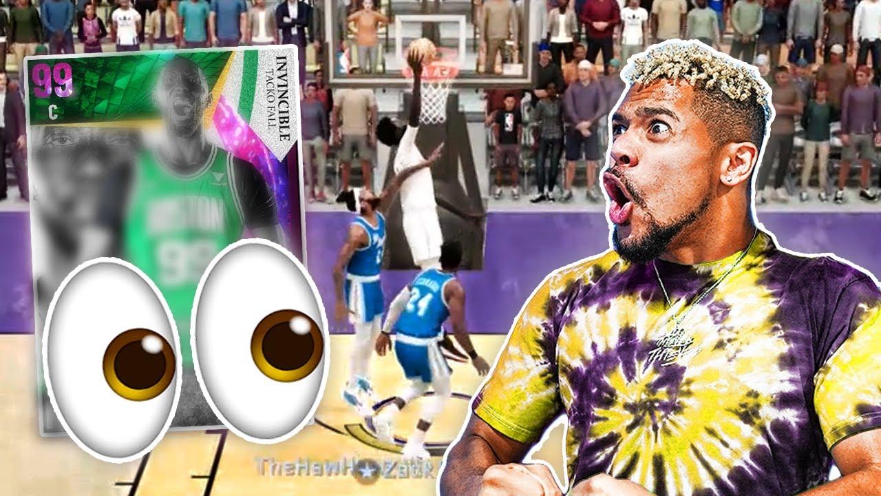 We Got the BEST Center in the Game !! Kobe's Kourt #2