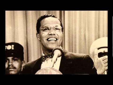 """Minister Farrakhan Sings, """"Heed The Call Y'all - A White Man's Heaven Is A Black Man's Hell"""""""