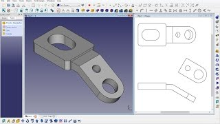 FreeCAD : Parts No.3 - Getting started