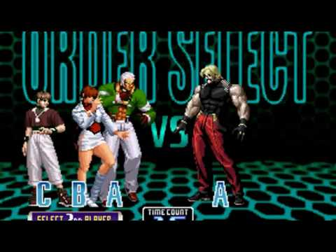 [TAS] The King Of Fighters 2002 - Chris, Yashiro, Shermie (New Faces Team) |