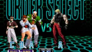 [TAS] The King Of Fighters 2002 - Chris, Yashiro, Shermie (New Faces Team)