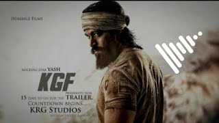 KGF Chapter - 1 Climax Fight Drums Bgm mp3 | High Quality 2D