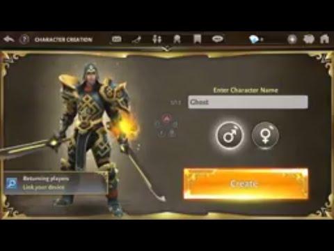 DUNGEON HUNTER 5 ACTION RPG #1 GAMEPLAY