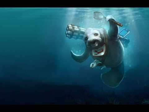 R.I.P. Urf the manatee. I have avenged your death!