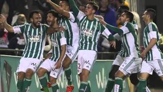 Video Gol Pertandingan Real Betis vs Valencia CF