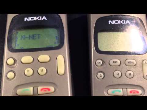 Old Vintage Classic Nokia 2010 from 1994 Still Working (GSM
