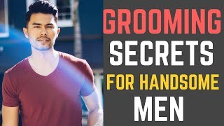5 Grooming Secrets That Will Make You MORE Handsome As You Age