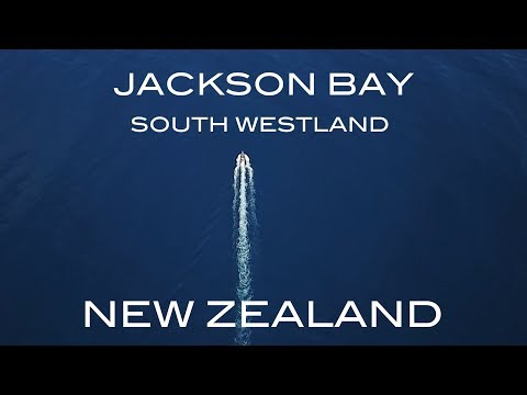 Fishing And Free Diving New Zealand With Josh James And Friends - Jacksons Bay, South Westland