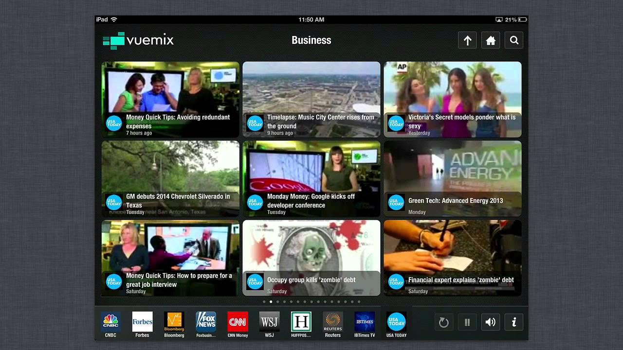 Vuemix App Review - Watch Multiple Videos Simultaneously