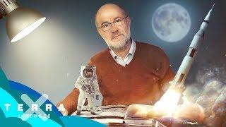 """Harald Lesch liest Norman Mailer: """"Auf dem Mond ein Feuer"""""""