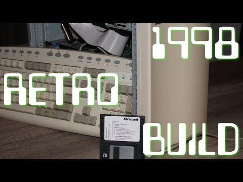 Building the ULTIMATE multimedia PC from 1998 (Part #1)