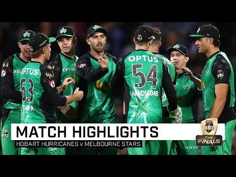 Stars stay alive as Hurricanes bow out | KFC BBL|08 Mp3