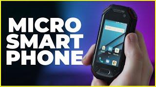 ATOM: The Unbreakable Micro Smartphone