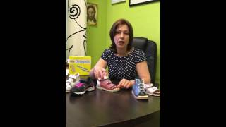 видео Как подобрать обувь ребенку