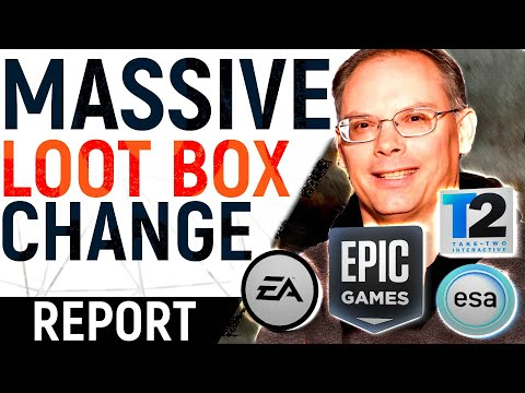 WOW! Epic END Gambling Loot Boxes as Gaming's Largest Body PLEDGES To Self Regulate