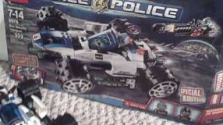 lego space police max security transport review